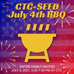 CTC-SEED July 4th BBQ